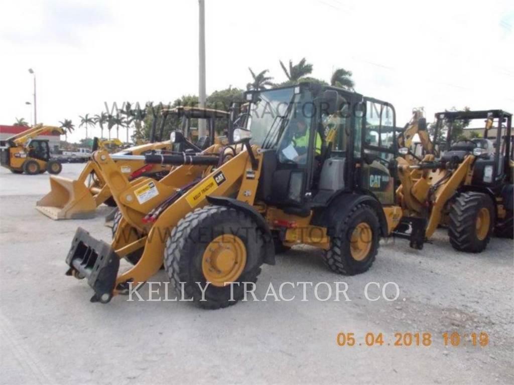 Caterpillar 906M, Pás carregadoras de rodas, Equipamentos Construção