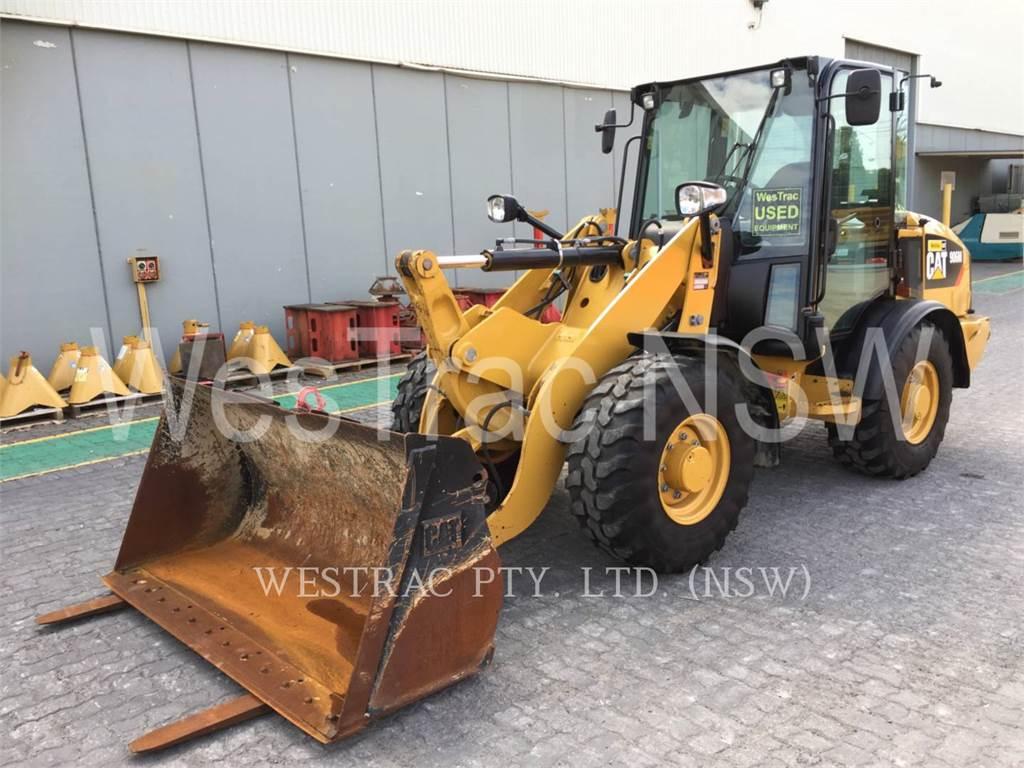 Caterpillar 906M, Wheel Loaders, Construction