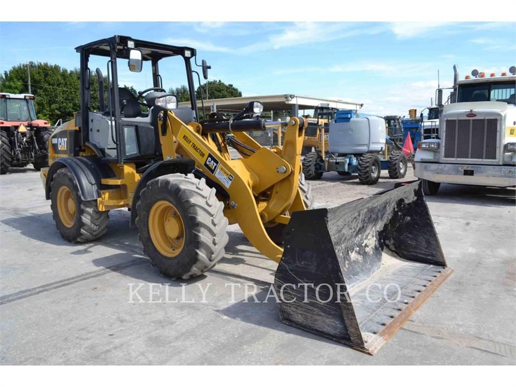 Caterpillar 908 M (HPL), Wheel Loaders, Construction