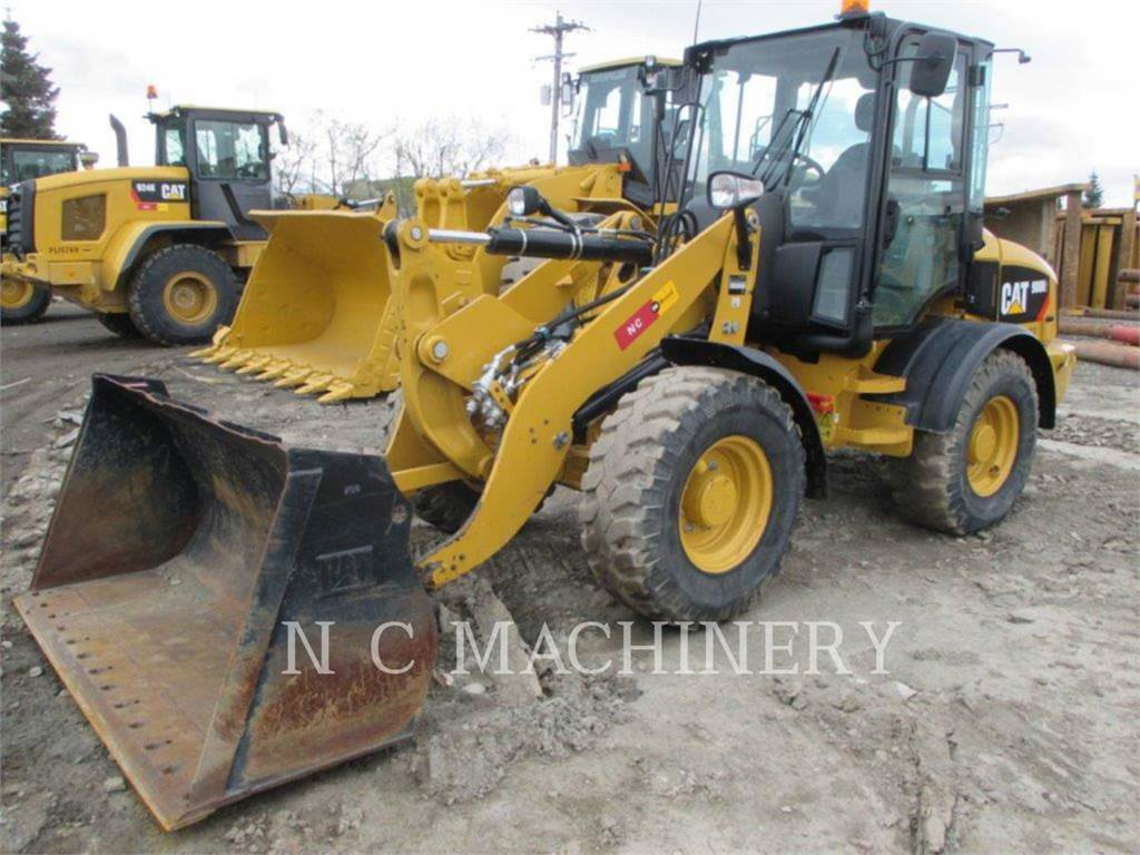 Caterpillar 908H2, Wheel Loaders, Construction