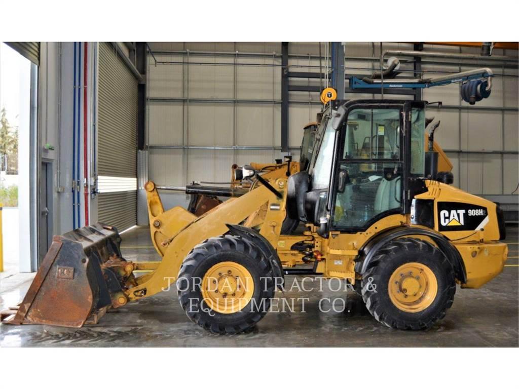Caterpillar 908H2, Wheel Loaders, Construction