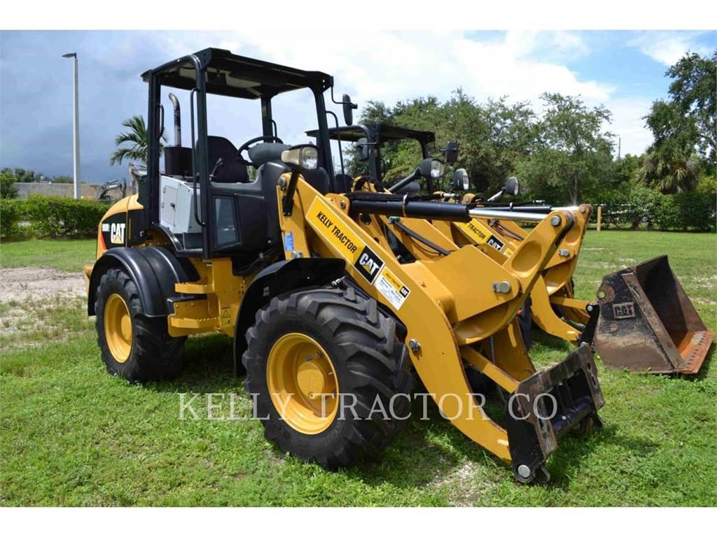 Caterpillar 908H2, Radlader, Bau-Und Bergbauausrüstung