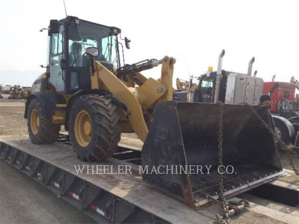 Caterpillar 908H2 CF3, Wheel Loaders, Construction