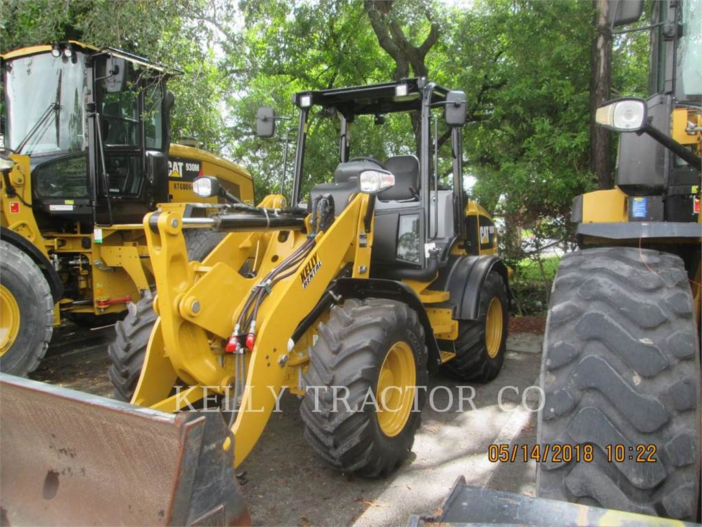 Caterpillar 908M, Wheel Loaders, Construction