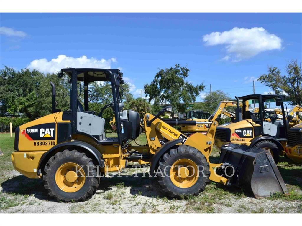 Caterpillar 908M, Radlader, Bau-Und Bergbauausrüstung