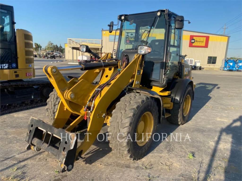 Caterpillar 908M, Wheel Loaders, Construction