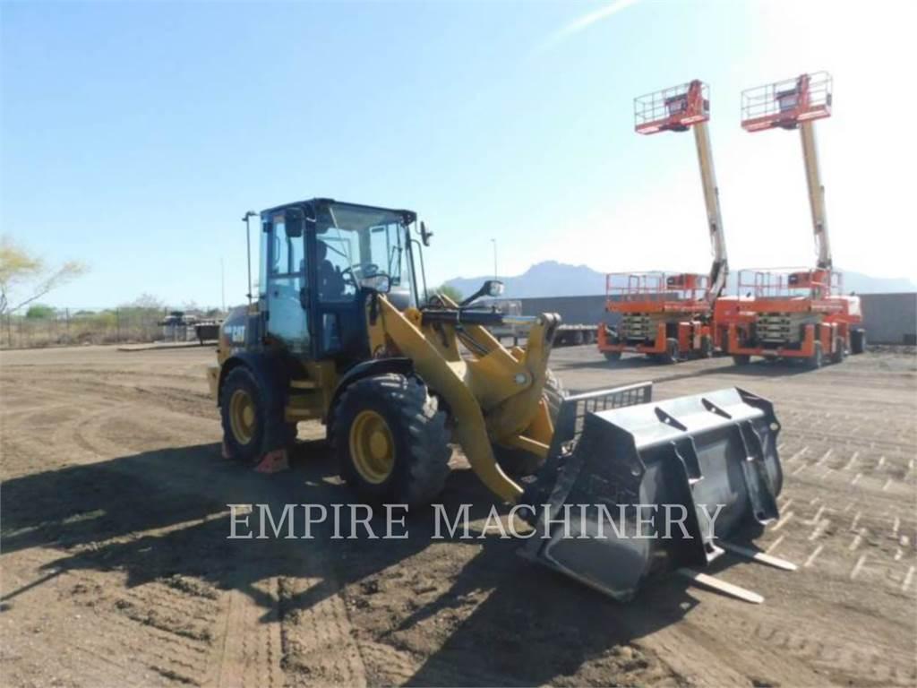 Caterpillar 908M CA, Pás carregadoras de rodas, Equipamentos Construção