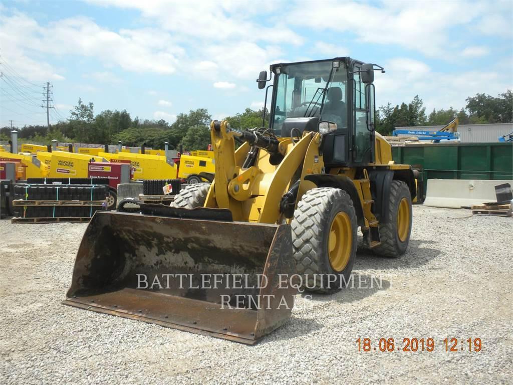 Caterpillar 910K, Фронтальные погрузчики, Строительное