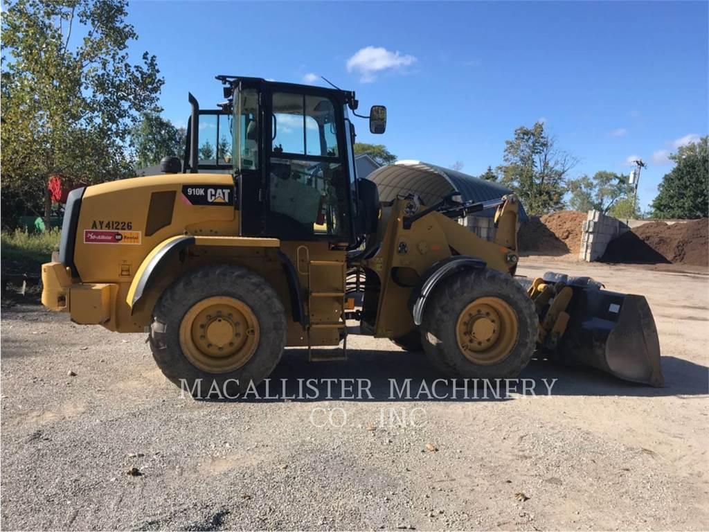 Caterpillar 910K, Radlader, Bau-Und Bergbauausrüstung