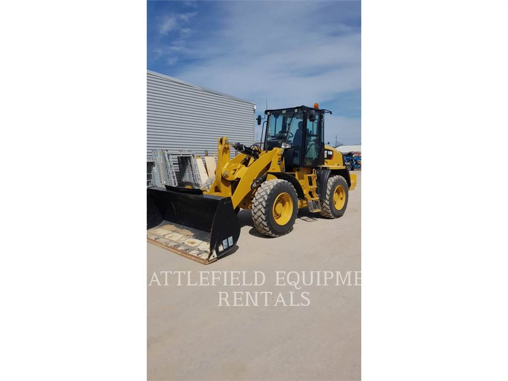 Caterpillar 910M, Wheel Loaders, Construction