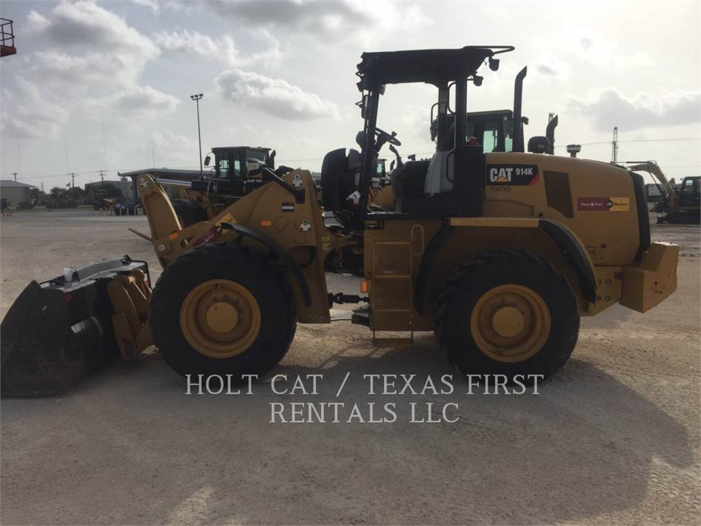 Caterpillar 914 K IT, Wheel Loaders, Construction