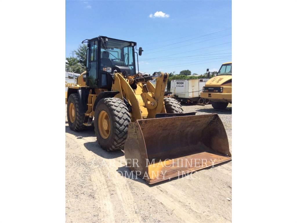 Caterpillar 914 M, Pás carregadoras de rodas, Equipamentos Construção