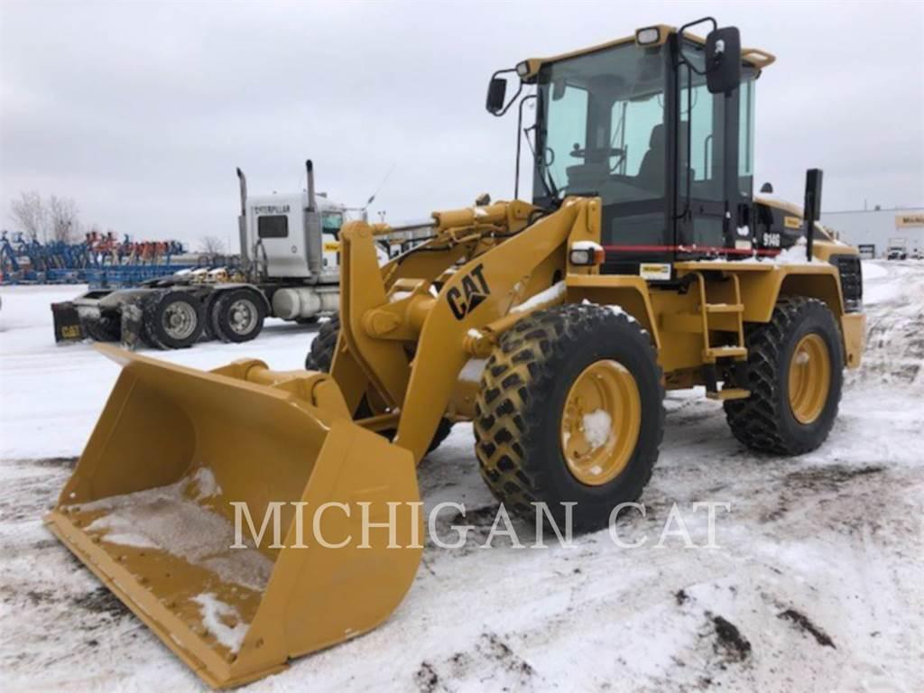 Caterpillar 914G, Wheel Loaders, Construction
