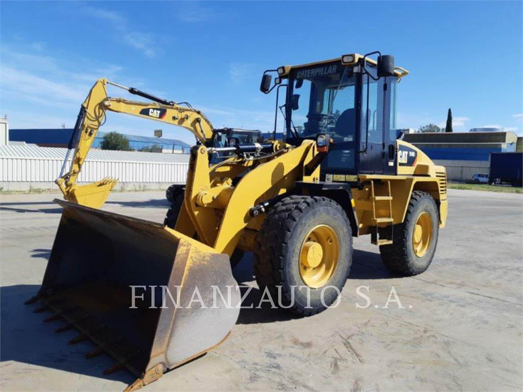 Caterpillar 914G, Wheel Loaders, Construction
