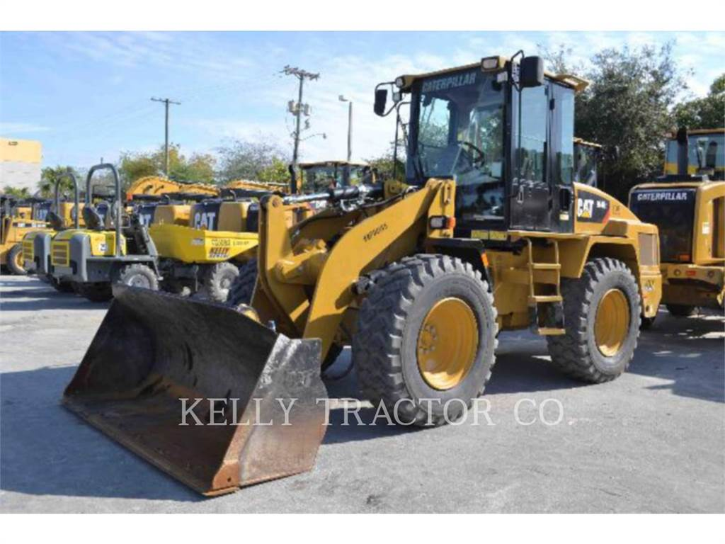 Caterpillar 914G2, Wheel Loaders, Construction