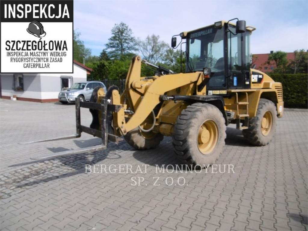 Caterpillar 914G2, Chargeuse sur pneus, Équipement De Construction