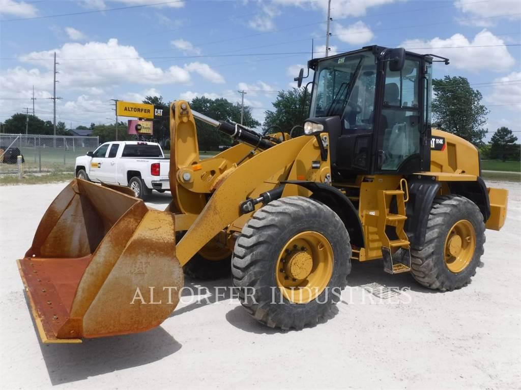 Caterpillar 914K, Wheel Loaders, Construction