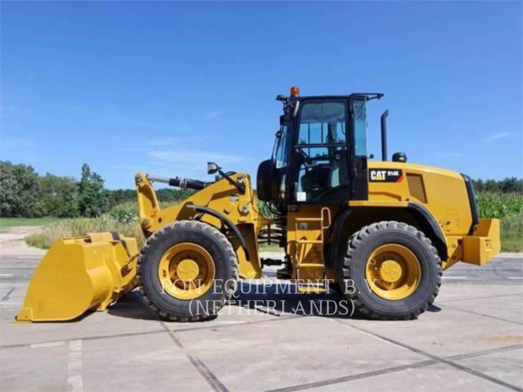 Caterpillar 914K, Radlader, Bau-Und Bergbauausrüstung