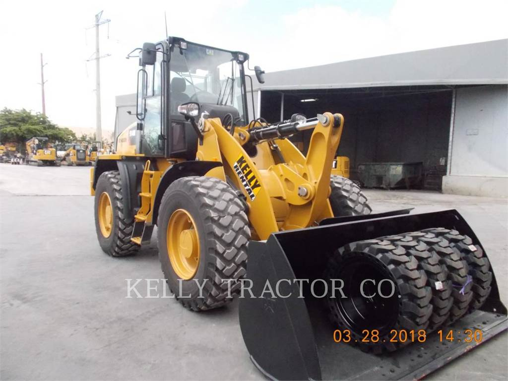 Caterpillar 914M, Wheel Loaders, Construction