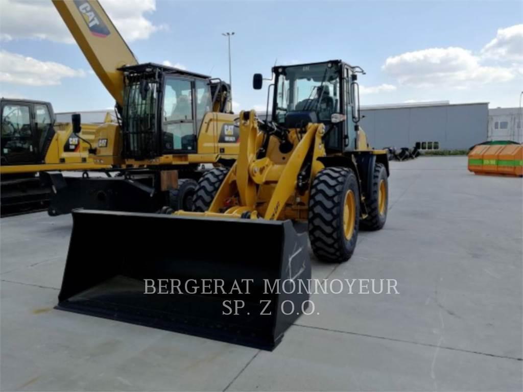 Caterpillar 914M, Wheel Loaders, Construction