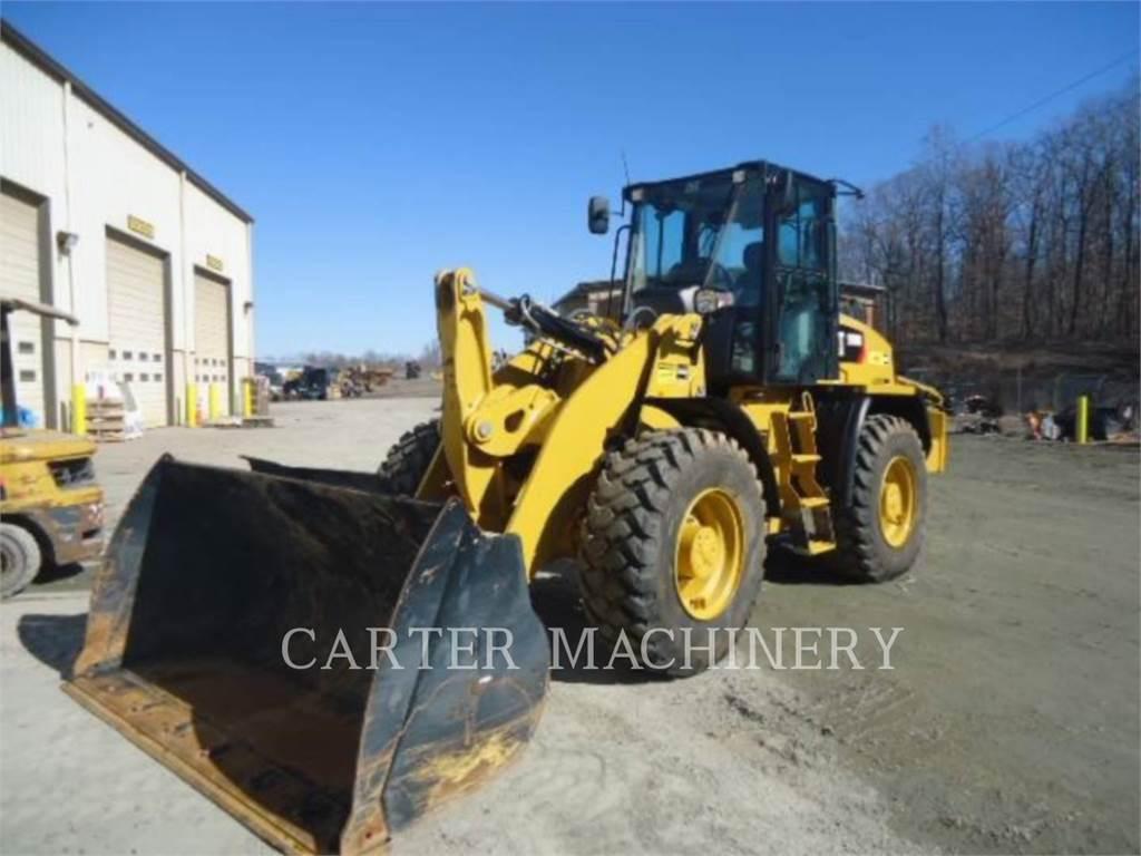 Caterpillar 918M, Wheel Loaders, Construction
