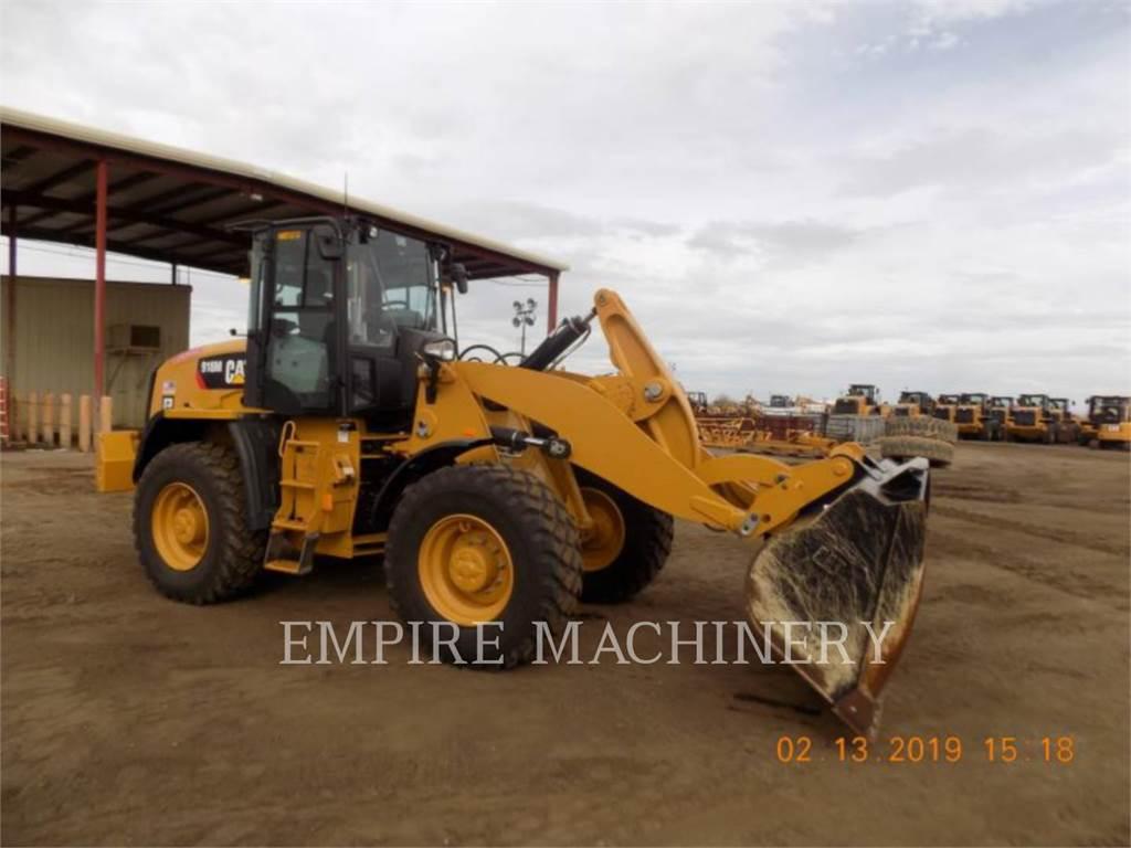 Caterpillar 918M、轮式装载机、建筑设备
