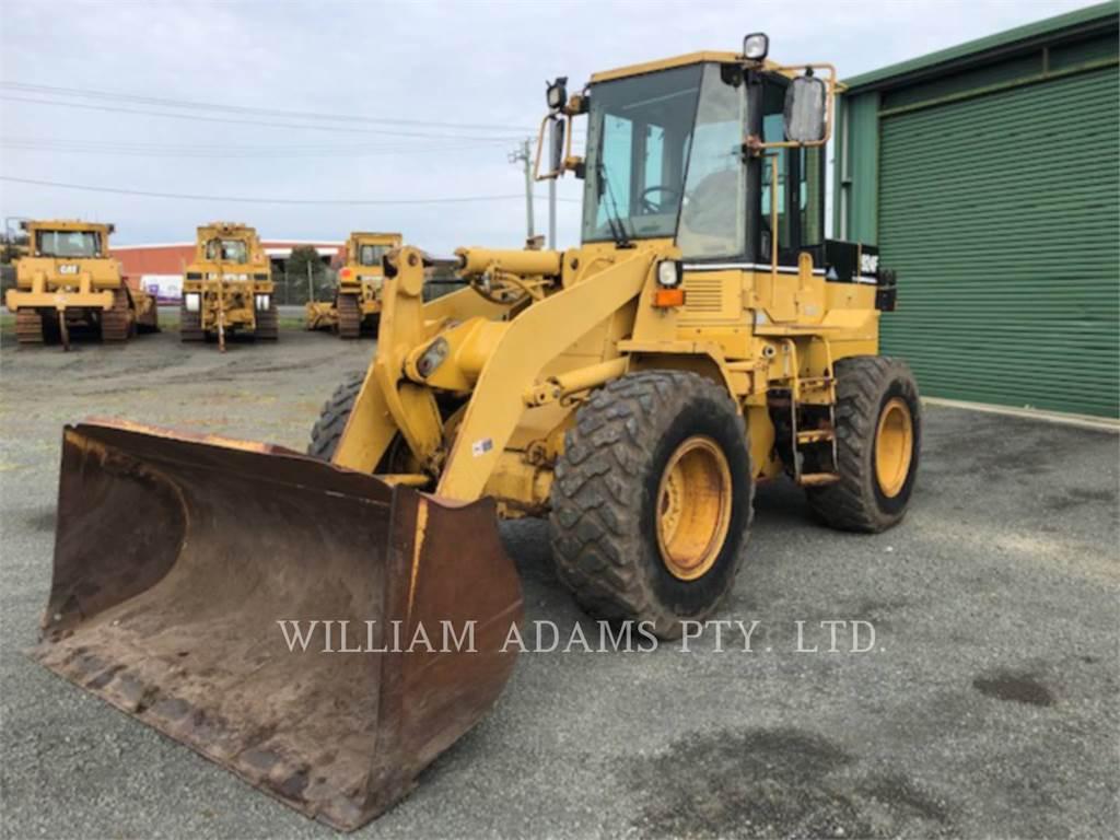 Caterpillar 924F, Radlader, Bau-Und Bergbauausrüstung