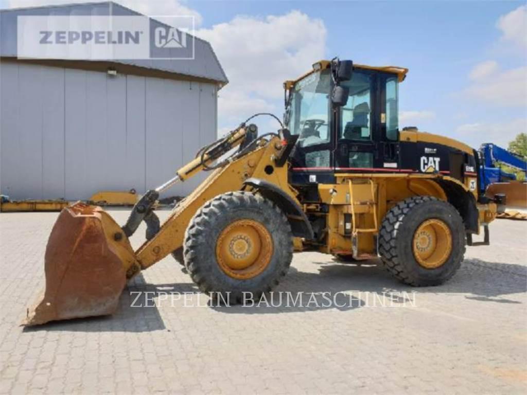 Caterpillar 924G, Pás carregadoras de rodas, Equipamentos Construção