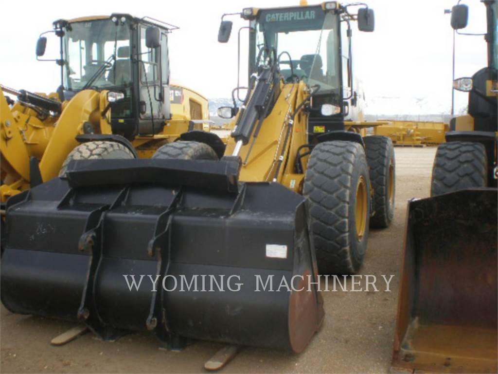 Caterpillar 924H, Chargeuse sur pneus, Équipement De Construction