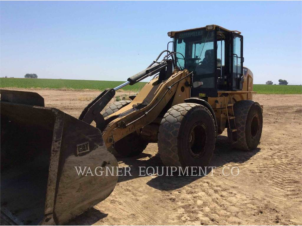 Caterpillar 924H, Wheel Loaders, Construction