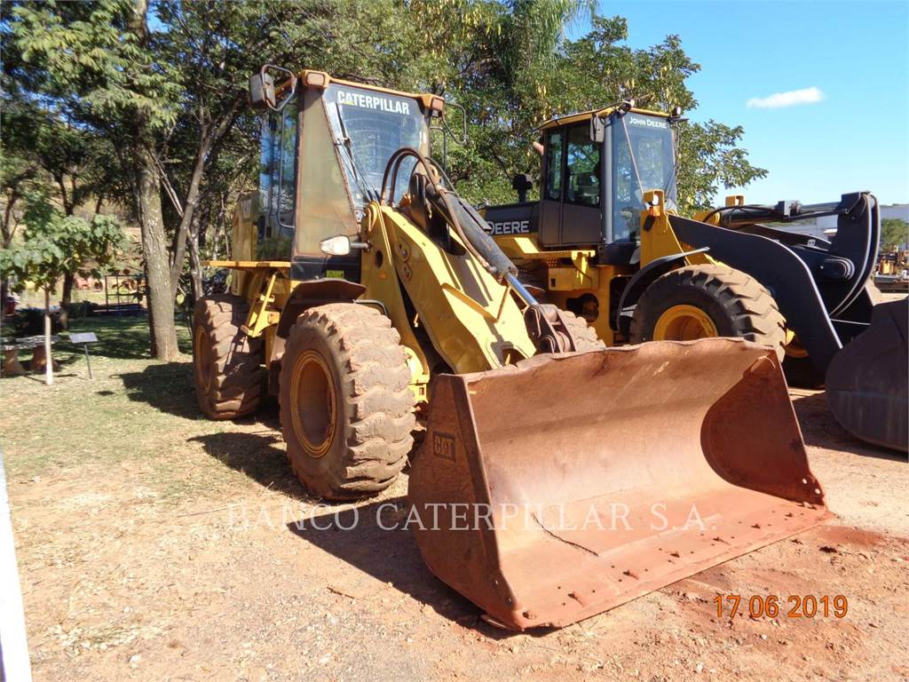 Caterpillar 924H, Wheel Loaders, Construction