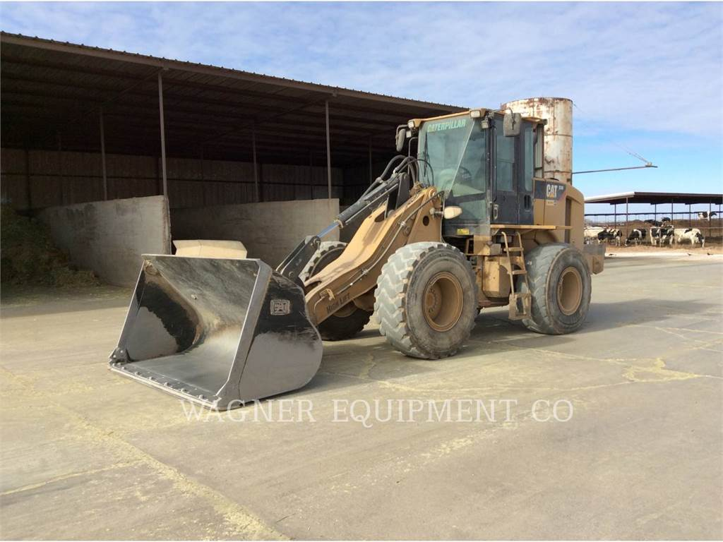 Caterpillar 924H ITHL, Wheel Loaders, Construction