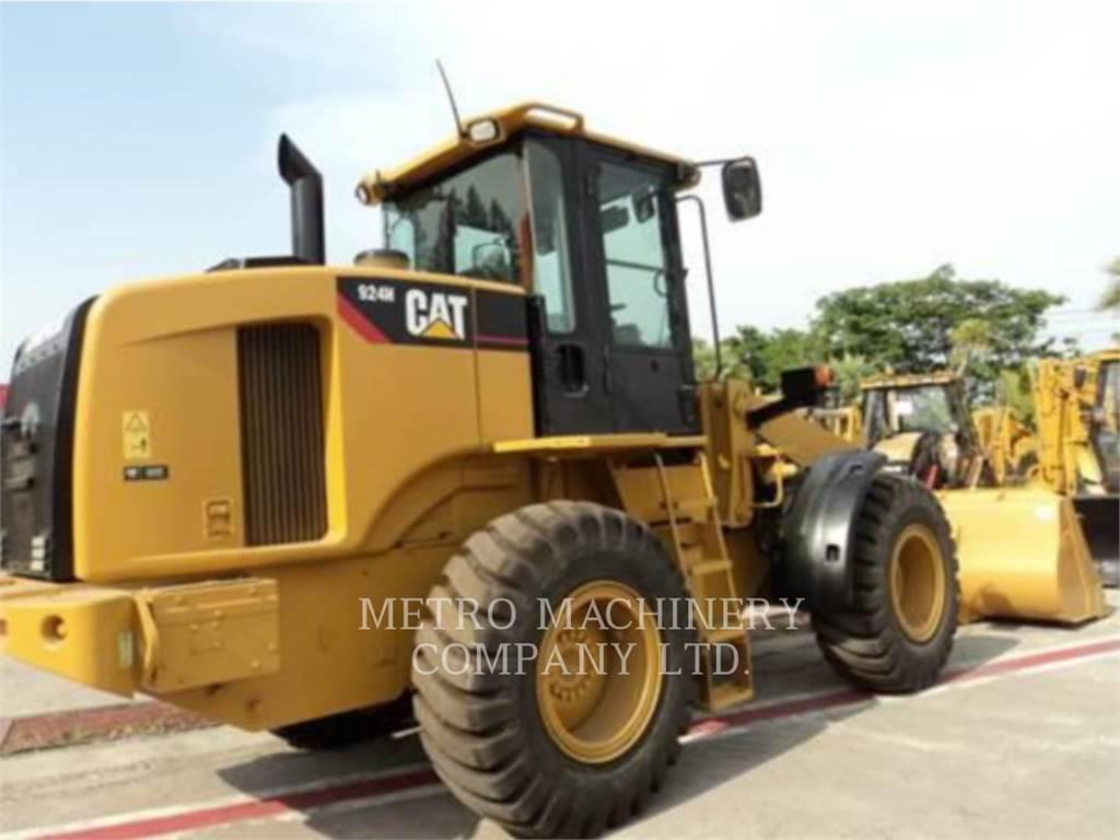 Caterpillar 924HZ, Radlader, Bau-Und Bergbauausrüstung