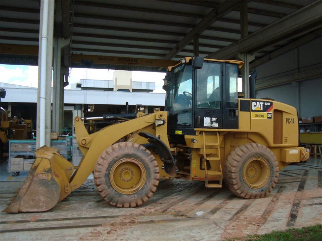 Caterpillar 924HZ, Wheel Loaders, Construction