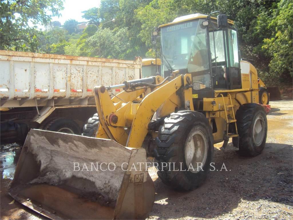 Caterpillar 924HZ, Pás carregadoras de rodas, Equipamentos Construção