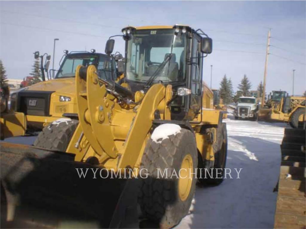 Caterpillar 924K, Pás carregadoras de rodas, Equipamentos Construção