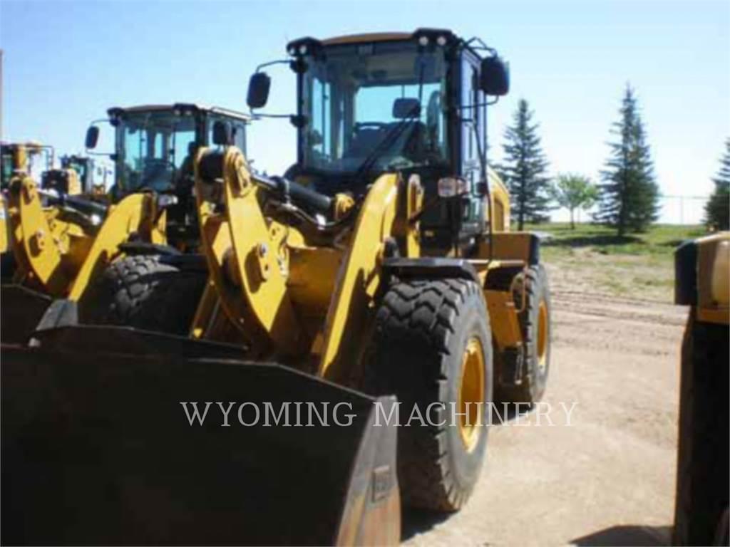 Caterpillar 924K、ホイールローダー、建設