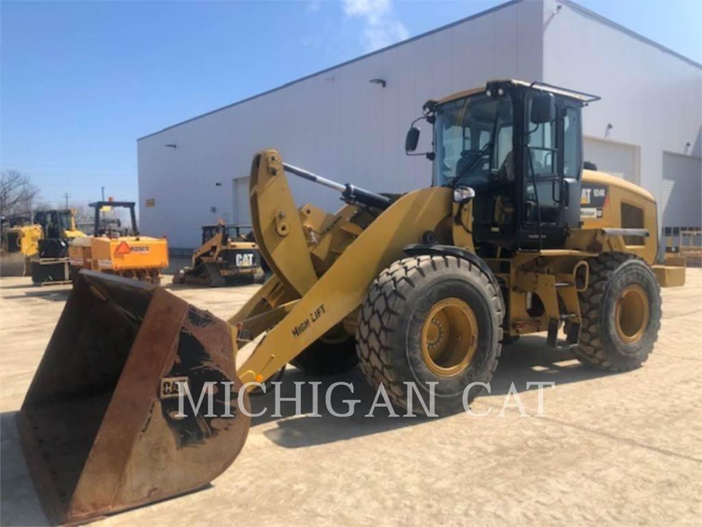 Caterpillar 924K HRQ, Cargadoras sobre ruedas, Construcción