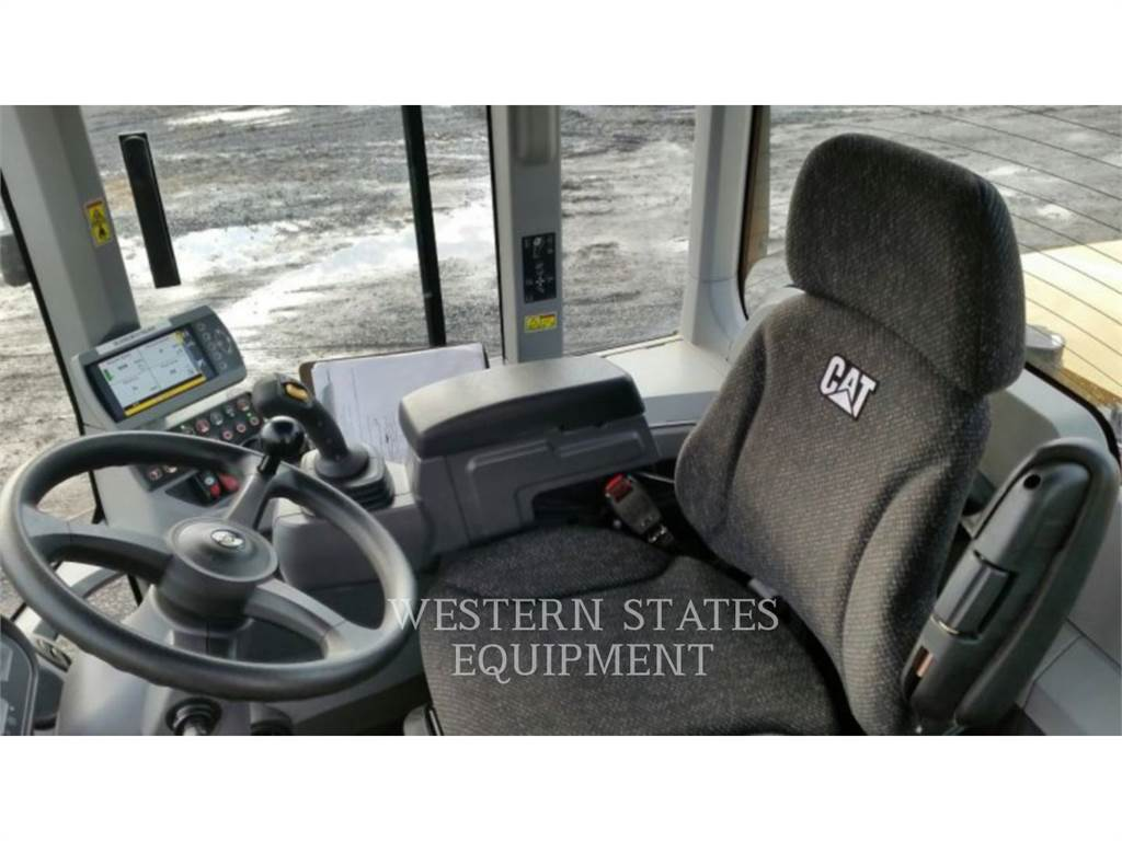 Caterpillar 924K QC, Wheel Loaders, Construction