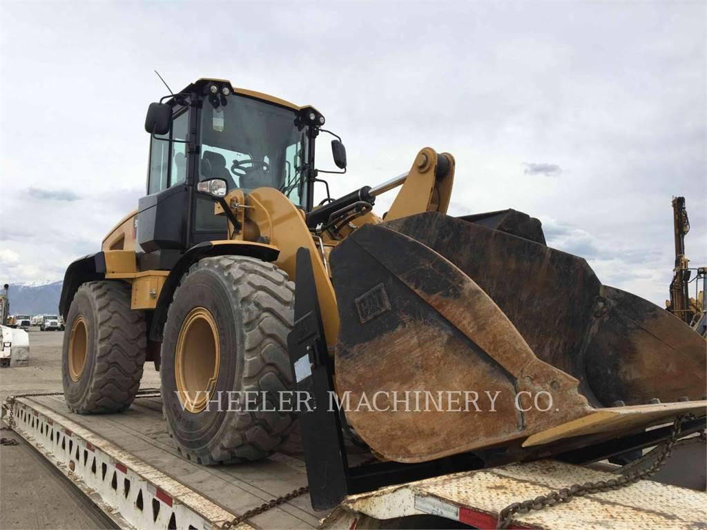 Caterpillar 924K QCF, Cargadoras sobre ruedas, Construcción