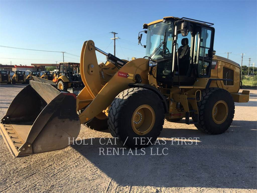 Caterpillar 926 M, Wheel Loaders, Construction