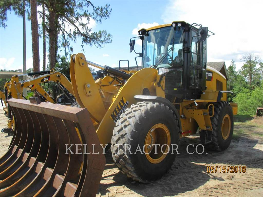 Caterpillar 926 M (PIN ON), Cargadoras sobre ruedas, Construcción