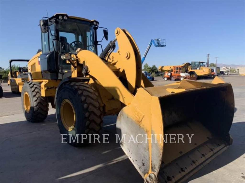 Caterpillar 926M, Ładowarki kołowe, Sprzęt budowlany
