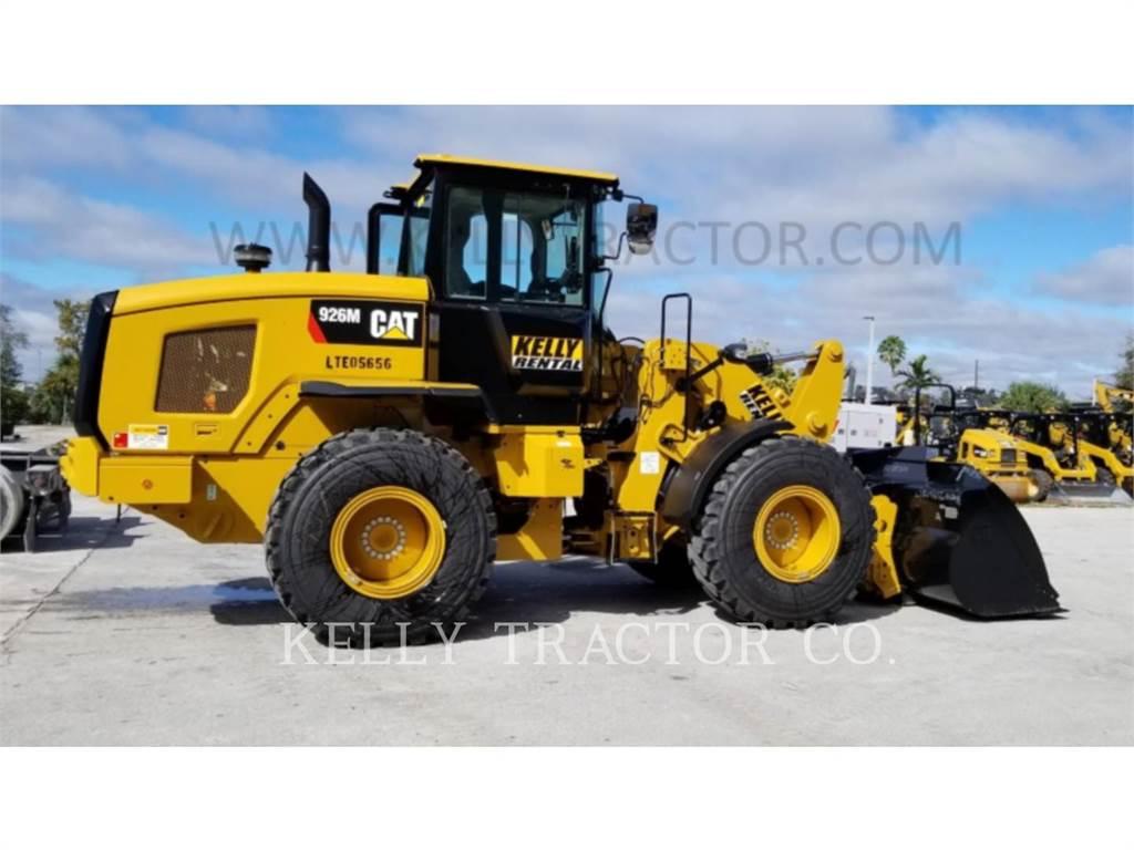 Caterpillar 926M、轮式装载机、建筑设备