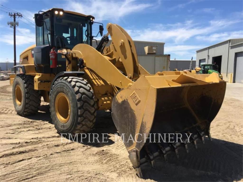 Caterpillar 926M, Cargadoras sobre ruedas, Construcción