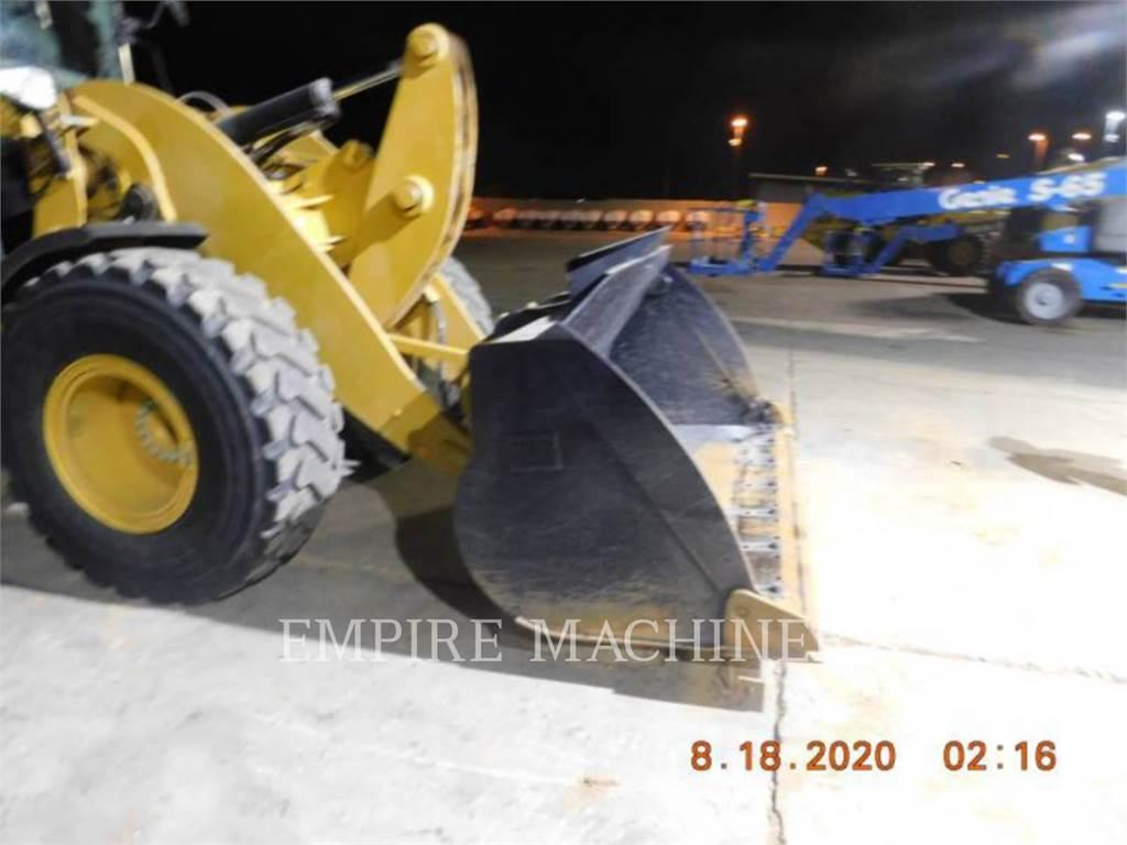 Caterpillar 926M FC, Pás carregadoras de rodas, Equipamentos Construção