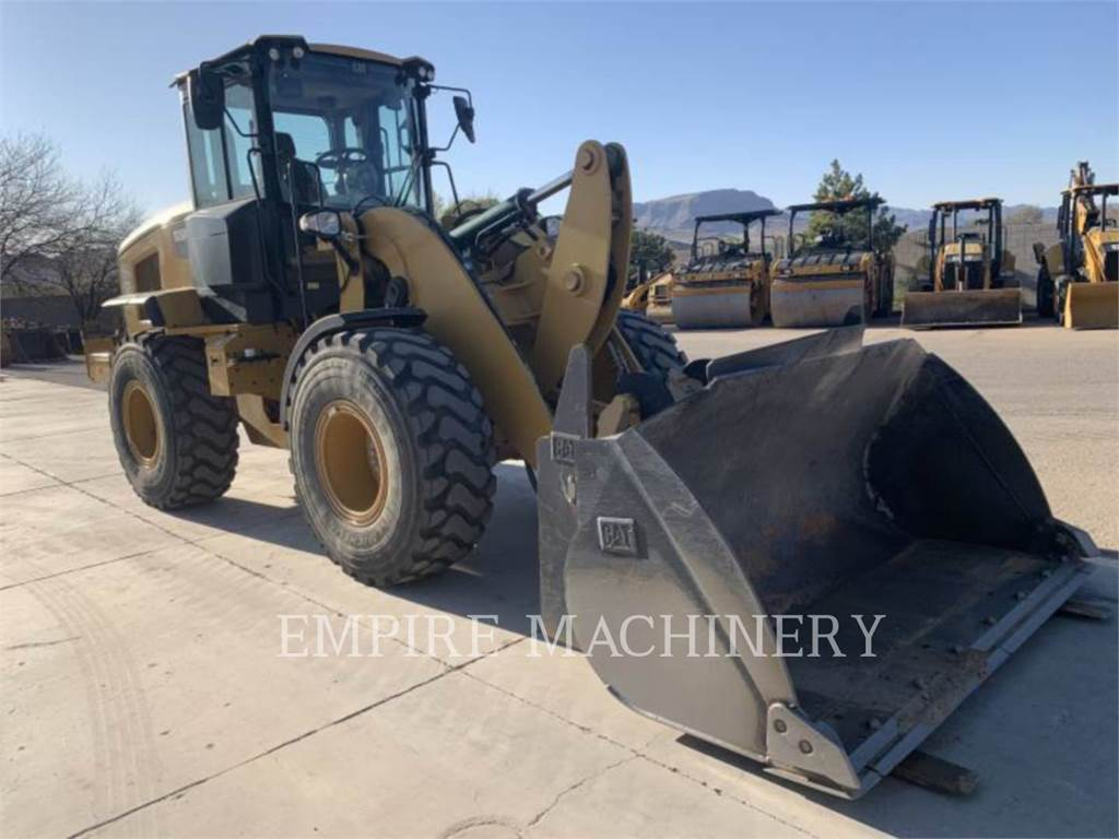 Caterpillar 926M FC, Wheel Loaders, Construction