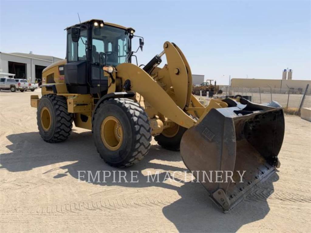 Caterpillar 926M FC, Wielladers, Bouw