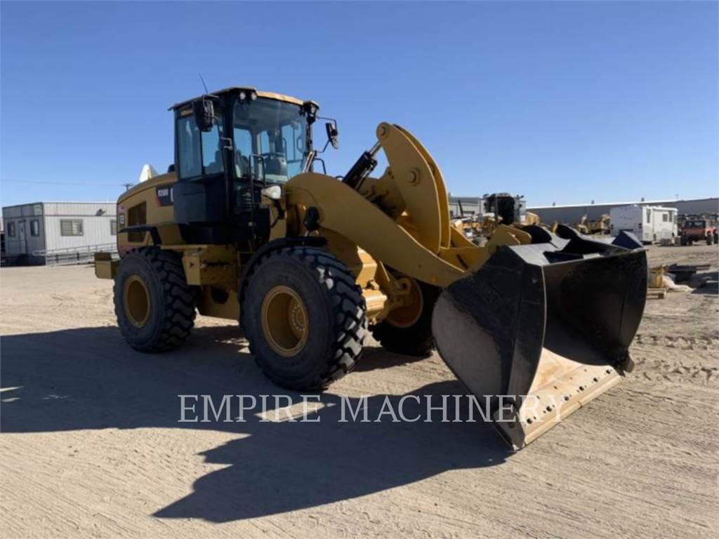 Caterpillar 926M FC, Ładowarki kołowe, Sprzęt budowlany