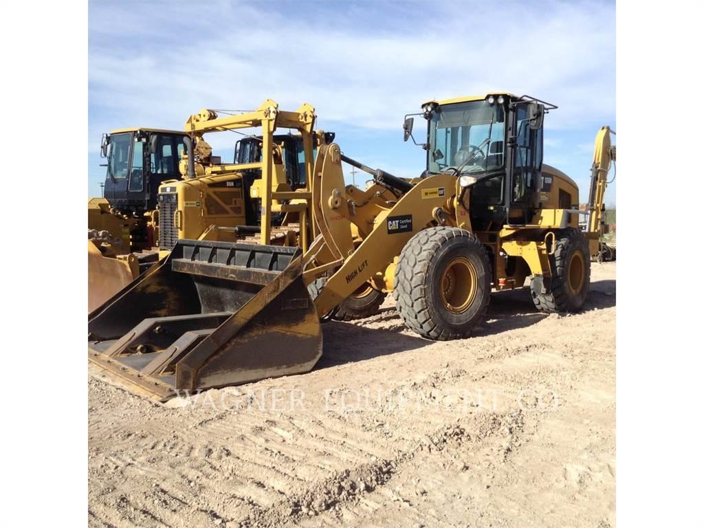 Caterpillar 926M FCHL, Cargadoras sobre ruedas, Construcción